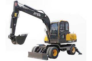 聚友重工 JY85-9T 挖掘机