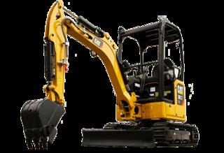 卡特彼勒 新一代Cat®301.7CR迷你液压 挖掘机