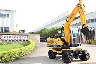 万通机械 WT6-85-2 挖掘机