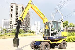 萬通機械 WT75-2A 挖掘機圖片