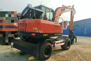 黔丞 QCJX75-8T 挖掘机