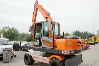 黔丞 75W-9 挖掘机