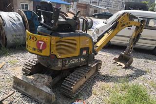 临工金利 LG616A 挖掘机