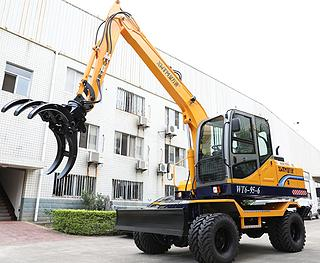 万通机械 WT6-95-6 挖掘机