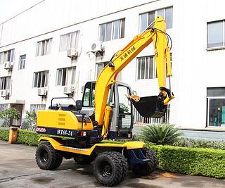 萬通機械 WT68-2A 挖掘機圖片