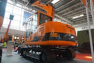 詹阳重工JY6075挖掘机