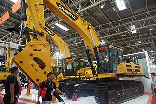 山推 SE500LC-9 挖掘机