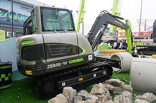 中联重科 ZE60E-10 挖掘机