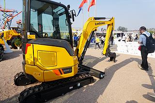 柳工 CLG9025FZTS 挖掘机