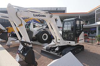 柳工 CLG906E-EV 挖掘机