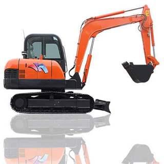 山东立派 PC6550 挖掘机