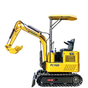山东立派 PC1520 挖掘机