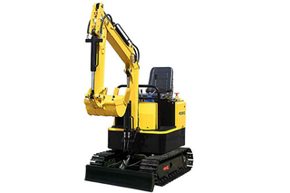 百世威PC1012挖掘机