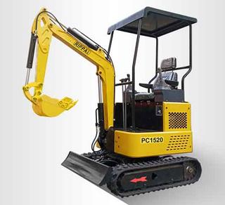 百世威PC1520挖掘机