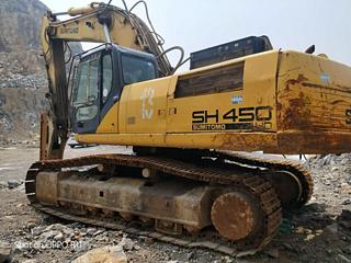 住友SH450HD-3B挖掘机