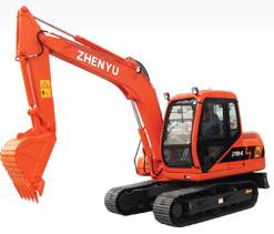 合肥振宇ZY70挖掘机