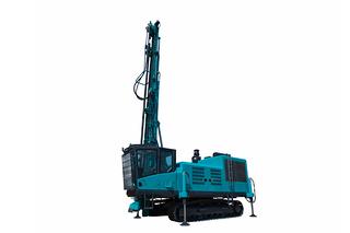 山河智能SWDE165A潜孔钻机