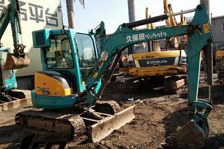 久保田KX135-3SZ挖掘机