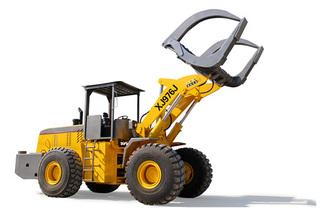 厦金机械XJ976J 夹木机装载机