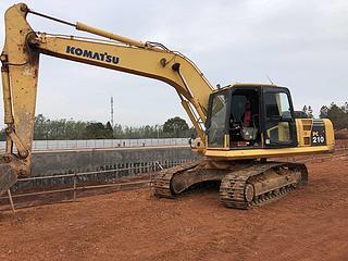 小松PC210-8N1挖掘机