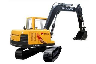 华力重工 HL185C 挖掘机