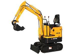 山东莱工 LG10 挖掘机