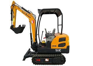 山东莱工 LG18 挖掘机