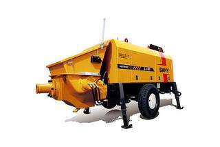 三一重工 HBT6013C-5A 拖泵