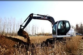 星河力量 XH75 挖掘机