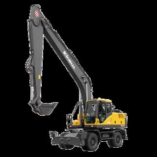 重庆勤牛 QNL220C加长臂 挖掘机