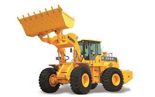 威盛机械 WSM951 装载机