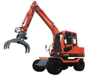 远山机械 YS775-8带夹木器 挖掘机