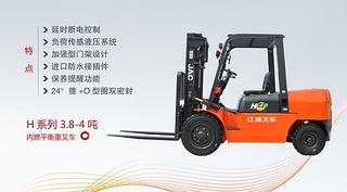 江淮重工 CPC40H 叉车
