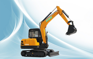 早山重工 ZS65 挖掘机