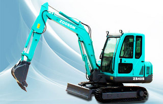 早山重工 ZS40S 挖掘机