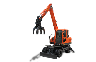 灵升机械 L595-9 挖掘机