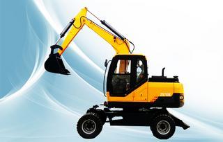 早山重工 ZSW70挖掘机