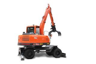 灵升机械 L585-9 挖掘机