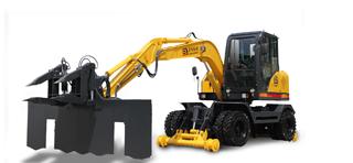 灵升机械 L585-8 挖掘机