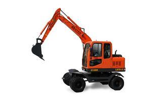 灵升机械 L575-8 挖掘机