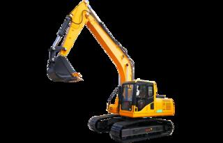 早山重工 ZS135 挖掘机