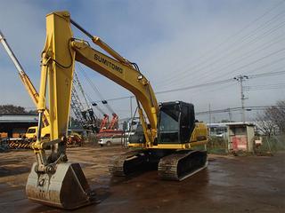 住友SH200A6挖掘机