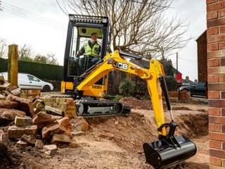 杰西博 8010 挖掘机