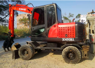 xinhaoXH906L挖掘机