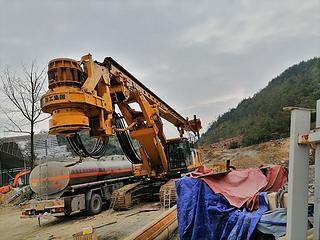 徐工 XR400E 旋挖钻