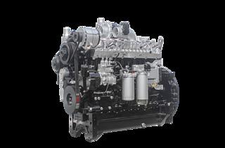 玉柴 YCA07-T4 發動機圖片