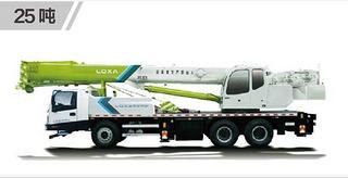 雷萨重机 FTC25X5 起重机