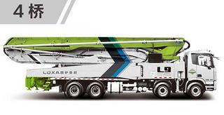 雷萨重机 BJ5339THB-XD 泵车