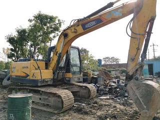 雷沃重工FR170D挖掘机