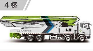 雷萨重机 BJ5449THB-X 泵车
